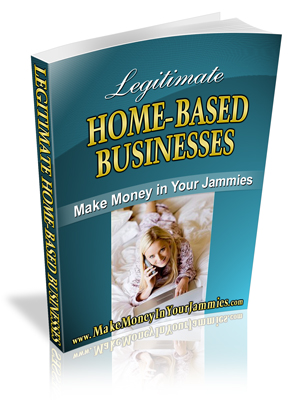 Legitimate Home Based Business